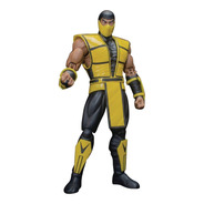 Boneco Scorpion Mortal Kombat Storm Collectibles 1/12 Mk3