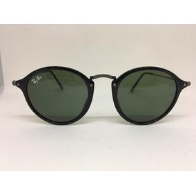 Oculos De Sol Fleck Round Rayban - Calçados, Roupas e Bolsas no ... 2337590157