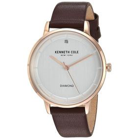 3c83b56e1b9d Reloj Kenneth Cole Hombre Fondo Cafe El Liquidacion - Reloj para ...
