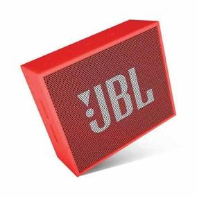 Corneta Jbl Go Original Bluetooth Rojo Con Garantia