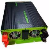 Convertidor De Tension 12vcc 220vac Potencia 2500w Conversor