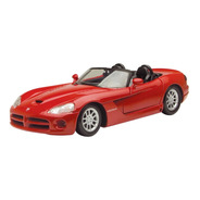 Dodge Viper Rt/10 2003 Motormax 1:18 Carros Miniaturas