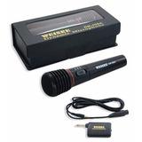Microfono Inalambrico Para Karaoke Garantia Nuevo Modelo!