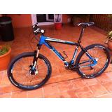 Bicicleta Trek 6000 Mtb Sin 27.5 Grupo Deore Talla 18-5