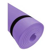 Colchoneta Yoga Mat Fitness Pilates Enrollable 6mm Forest