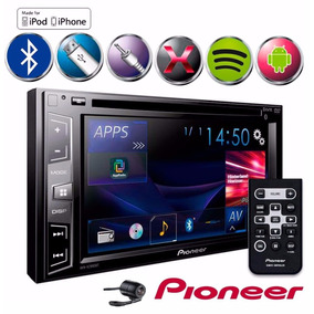 Central Multimidia Pioneer F980 Bt Fiat Grand Siena Camera