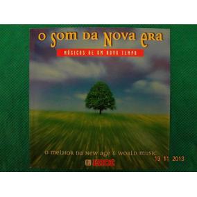Cd O Som Da Nova Era 10,00+ Frete 7,00 (registrado)+brinde