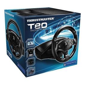 Volante Carreras Thrustmaster T80 Negro Playstation 4 Gamer