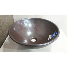 Lavamanos Vessel Oxi Cobre