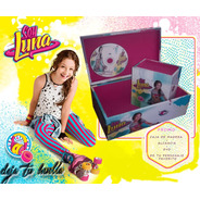 Set Personalizado Soy Luna