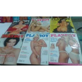 Revistas Playboy *** Edições Entre 1995 A 2011
