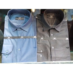 2d23c05a384e5 Camisas Manga Longa Aramis - Camisa Social no Mercado Livre Brasil