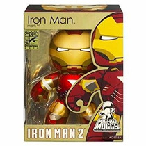 Hasbro Iron Man 2 La Película 2010 Sdcc San Diego Comic-exc