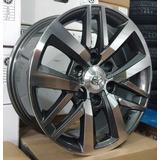 Kit 4 Llantas Aleacion Toyota Hilux Srv R17 (6x139) 2017