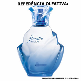 Floratta In Blue Feminino Perfume Contratip Fragrancia 100ml