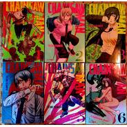 Chainsaw Man - Tomo 1 Al 6 - Manga - Ivrea