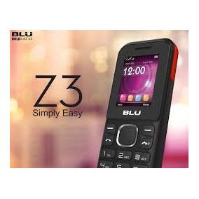 Celular Blu Z3 Nuevos-liberados-garantia-