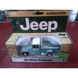 Autitos De Coleccion Jeep 1:43