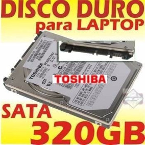 Disco Duro Toshiba De 320gb Para Laptop, Ps3, Pc, Dvr.