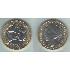 Moneda 1000 Liras Italianas 1997