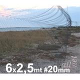 Rede Pegar Passarinho E Morcego Pássaro 6x2,5m # 20mm Preço