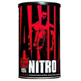 Suplemento Universal Nutrition Animal Nitro Nutrición Depor