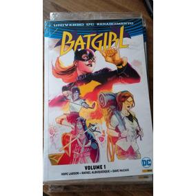 Renascimento Asa Noturna 1, 2, Batgirl + Aves +supergirl+cap