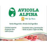 Alpina Cajón 10 Kg Muslos De Pollo Fresco Premium Tpo Chacra