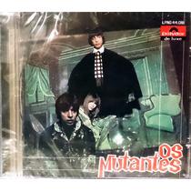 Os Mutantes - Os Mutantes 1968 - Cd Import. Nuevo, Rita Lee