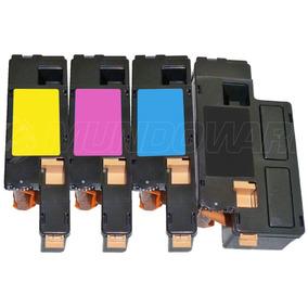 Kit Color Cartucho Toner Impressora Xerox Workcentre 6015ni