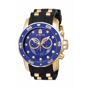 Relógio Invicta Pro Diver 6983 Dourado Novo Original Lacrado