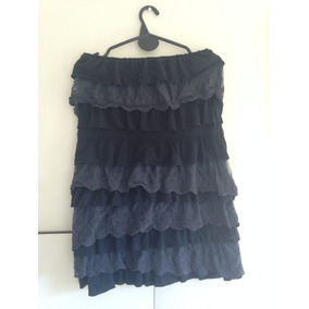 Abercrombie & Fitch Vestido Strapless Forever 21 Gap Hollist