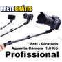 Bastão Selfie Profissional Monopod Câmera 1,25mts Imbátivel