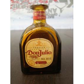 Mini Botella Vacia Tequila Don Julio Reposado * Changoosx