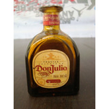 Mini Botella Vacia Tequila Don Julio Reposado * Changoosx