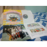 Lp Magical Mystery Tour - Importado -com Livro - The Beatles