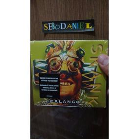 Cd Skank Calango - Ed. Comemorativa - Original E Lacrado!