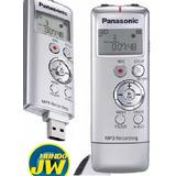 Grabador Periodista Digital Panasonic Rr-us310 Mem 2 Gb Usb