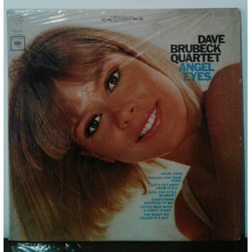 Dave Brubeck Quartet Lp Angel Eyes - Vinil Importado