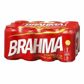 Cerveja Brahma Chopp 350ml((12 Latas Fardo Atacado))
