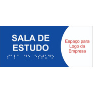 30 Pçs Placa Visualização De Ambiente Em Braille