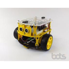 Curso De Robótica Arduino + Kit Completo Bots