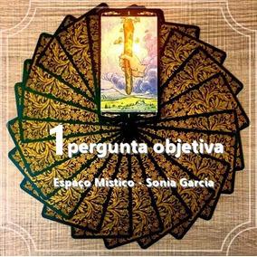 Leitura Tarot & Baralho Cigano: 1 Pergunta Objetiva
