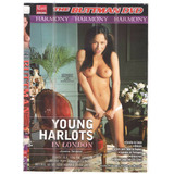 Dvd The Buttman, Young Harlots In London - Original,usado