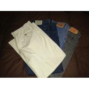 Jeans Varios Levis Y Tommy Hilfiger Talles Grandes