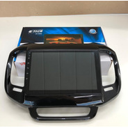 Multimídia Mp5 H-tech Ht-9000 9'' Fiat Toro + Câmera De Ré