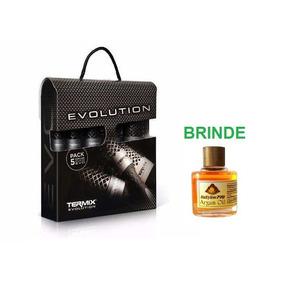 Kit Escova Termix Plus Evolution (5 Escovas) + Brinde