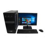 Compumax Computador Pc + Core I7 + Monitor 19,5