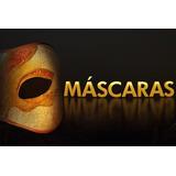 Novela Mascaras Em 24 Dvds - Frete Grátis