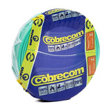 5m Cabo Flexivel 750v 50mm Vd Metro Cobrecom C55-29